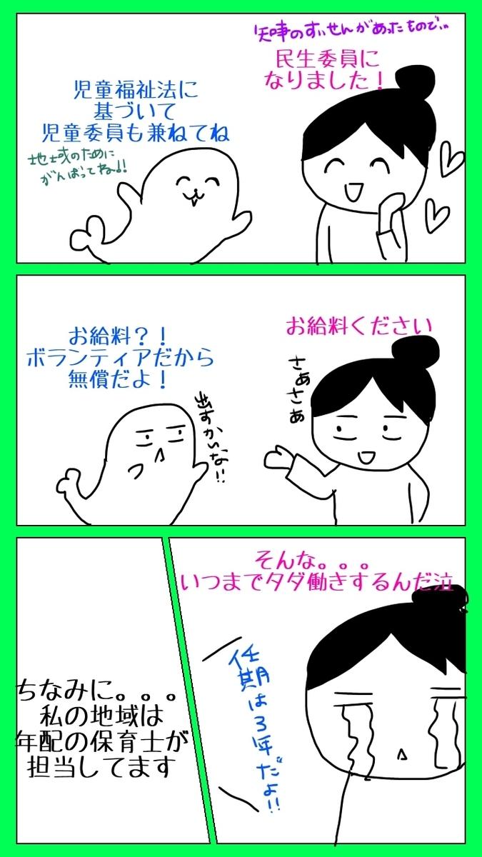 保育士試験 社会福祉 漫画