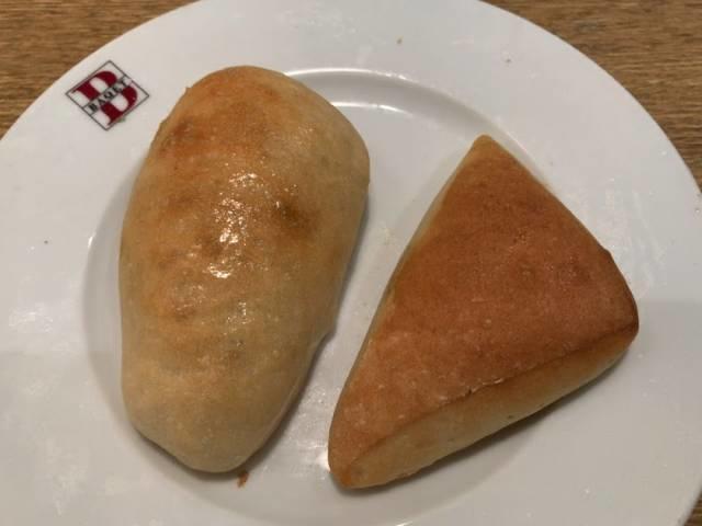 バケットのパン3