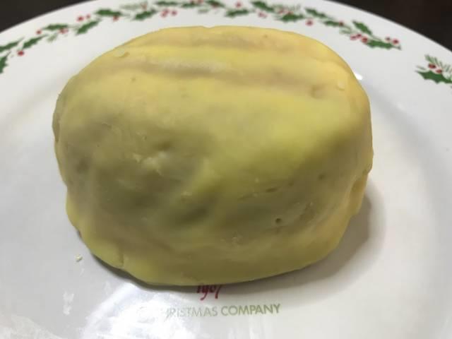 ダイソーのレモンケーキ