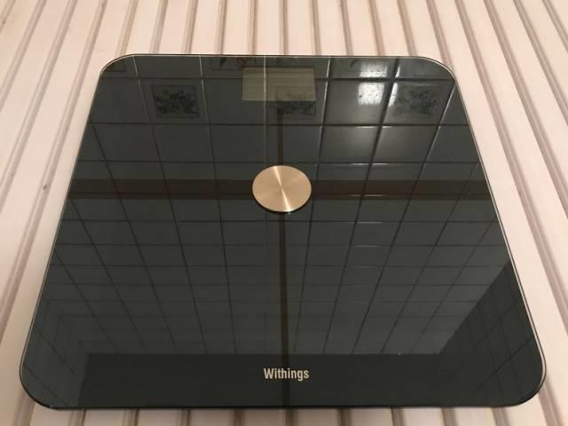 Withingsのスマート体重計