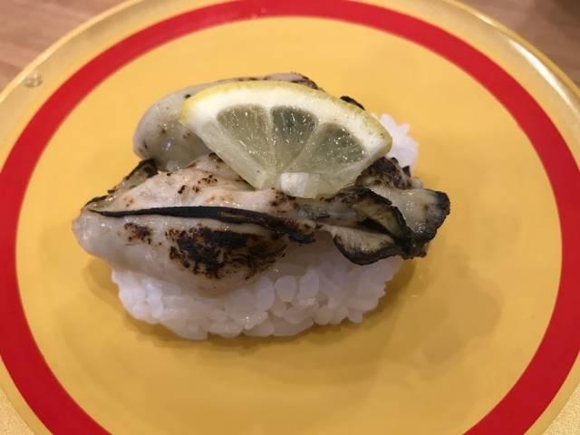 瀬戸内海産 蒸し牡蠣~ガーリックバター炙り~