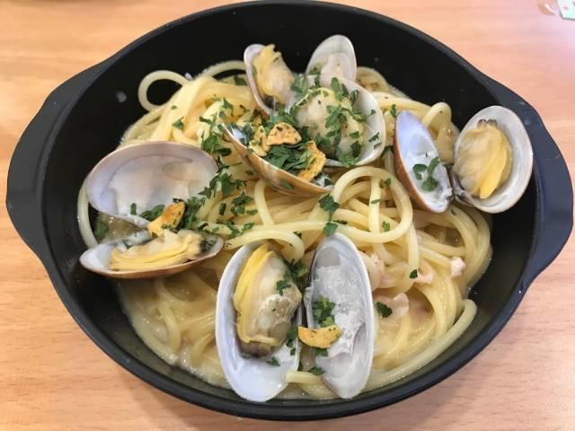 かっぱ寿司の海鮮マヨすぱ
