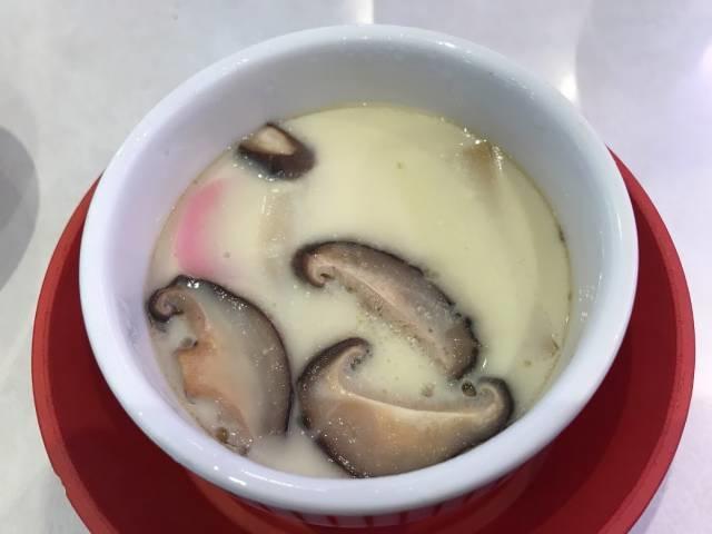 はま寿司の「茶碗蒸し」
