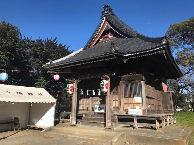初詣の近所の神社2