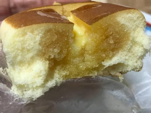バターとメープルシロップの染み込んだ北海道チーズ蒸しケーキmini