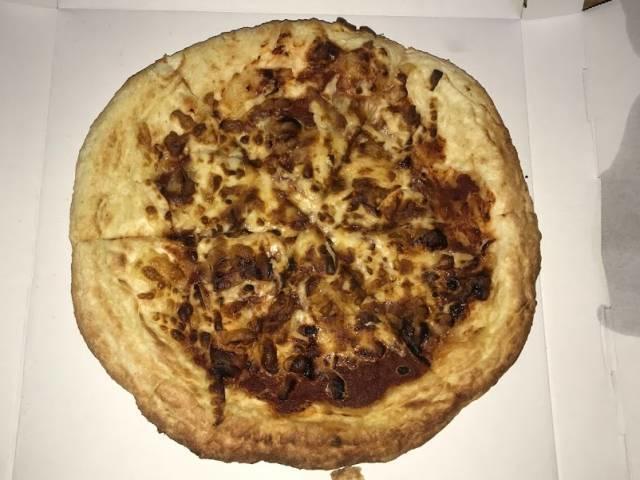 ロピアのチーズピザ