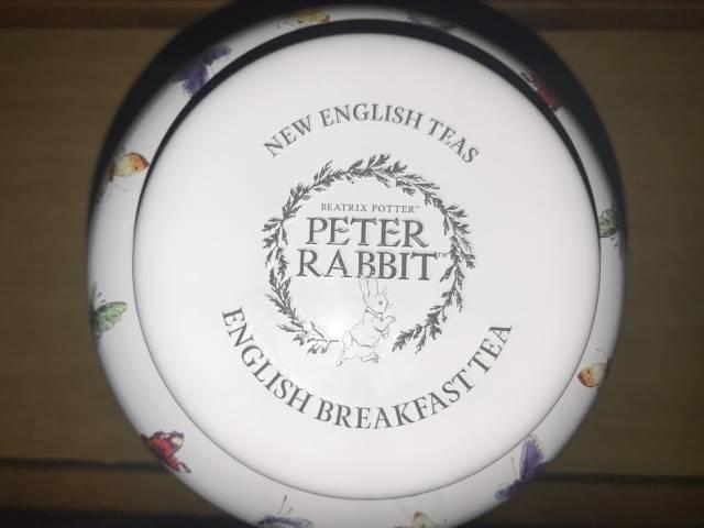 「NEW ENGLISH TEAS」ブランドの「ENGLISH BREAKFAST TEA」