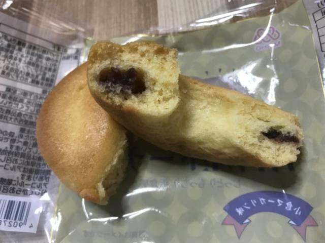 「名古屋ドーナツ」の断面
