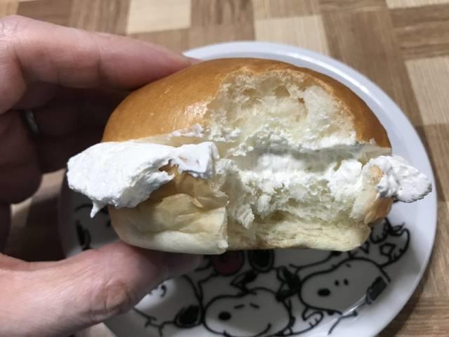 ハンバーガーのようにして食べた結果