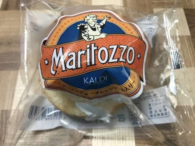カルディの「マリトッツォ」パッケージ