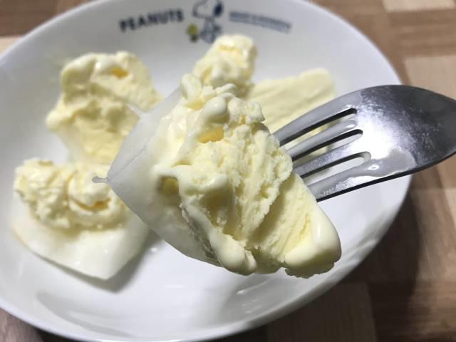 バニラアイスと「チャメ」