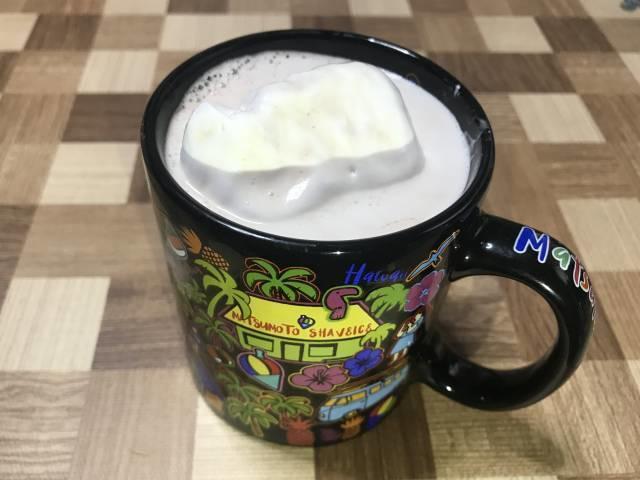 ホイップクリームミロ