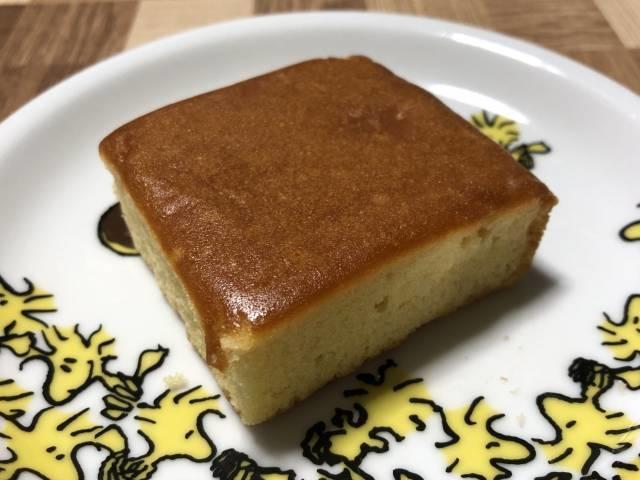 ダイソー「しっとりとしたバターケーキ」の外観