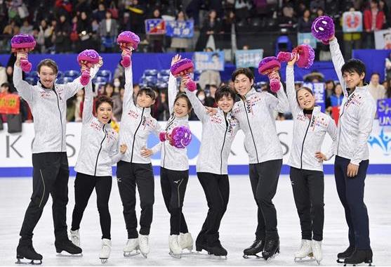 平昌五輪2018フィギュアスケート...