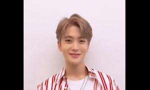 nct127 ジェヒョンの笑顔の画像