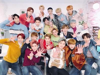 nct2018メンバーたちの画像