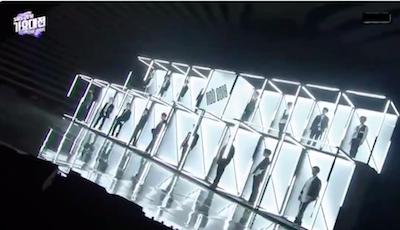 nct SBS歌謡大祭典 出演画像