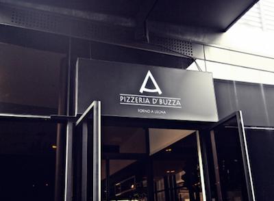 ジェミジェノの行ったピザ屋