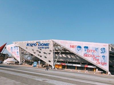 nct127 韓国 コンサート