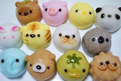 テヨンが食べていたお菓子 てづくり動物園