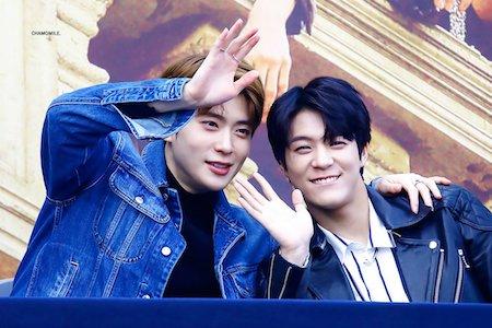 nct2018 ジェヒョンとジェノの画像