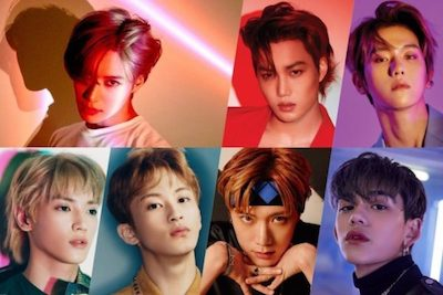 nct127 superm