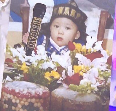 nct127 ジェヒョンの画像 赤ちゃん