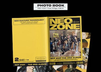 nct127 メンバーたち neozone 詳細