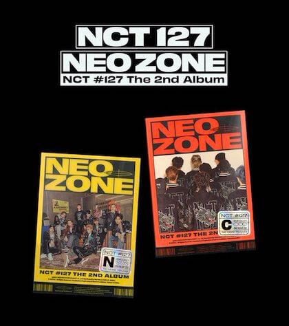 nct127 neozone 情報