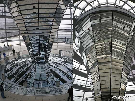 Reichstag内部