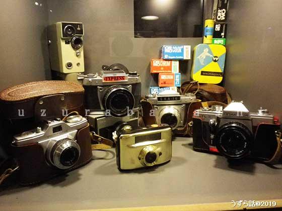 DDR Cameras