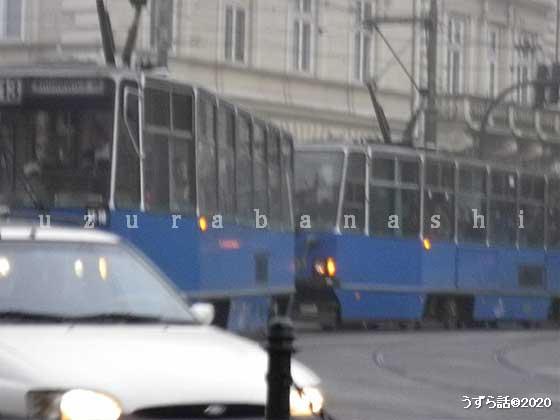 ポーランドの路面電車