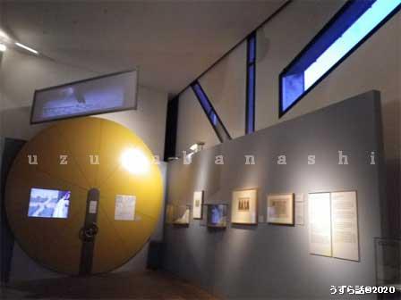 ユダヤ人のホロコースト受難を始め歴史の様々な展示物があります