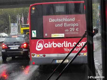 ベルリンのバス