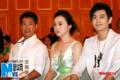 【少林寺伝奇2 〜十三棍僧〜 The Legend of Shaolin Kung Fu】2008年 共演者と