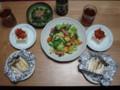 7月1日の夕食