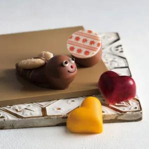 レダラッハ(Laderach)スイスの老舗チョコレート