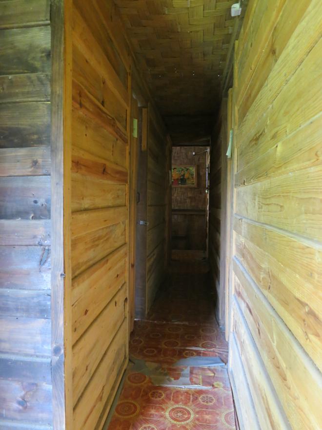 バンビエンの宿、イージー・ゴー・ホステルの様子