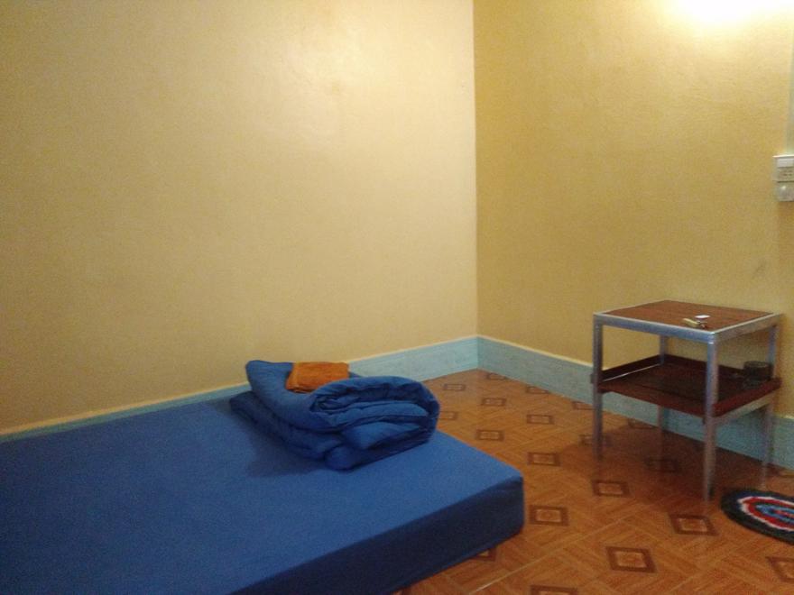 バンビエンの宿、ソウリヤ・チャンタラ・ゲストハウスの様子