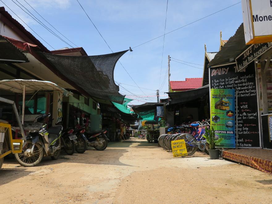 シーパンドン、ドンデットへの行き方 4000 Islands, Laos