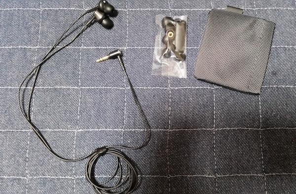 SONY MDR-EX650 付属品