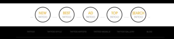 タトゥーアーティスト&タトゥーモデル検索