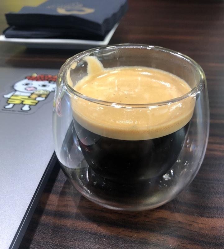 Scala Daysで提供されたコーヒー