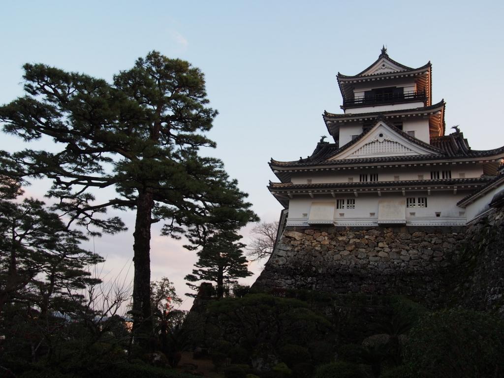 高知県高知城