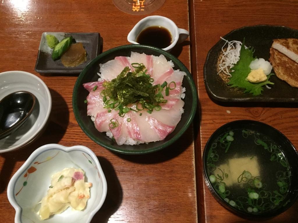 愛媛県道後麦酒館の料理