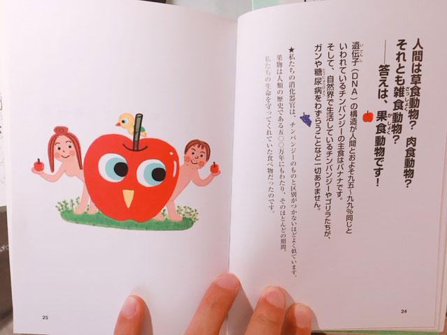 松田麻美子著「フルモニ!フルーツ・モーニング超健康ダイエット宣言」は読みやすくておすすめ!