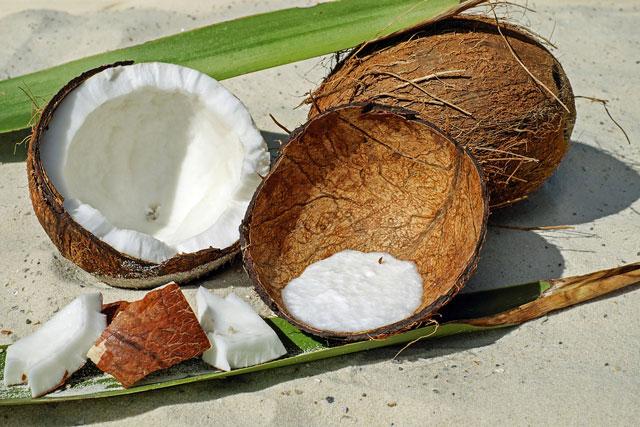 オイルプリングにはココナッツオイルがおすすめ