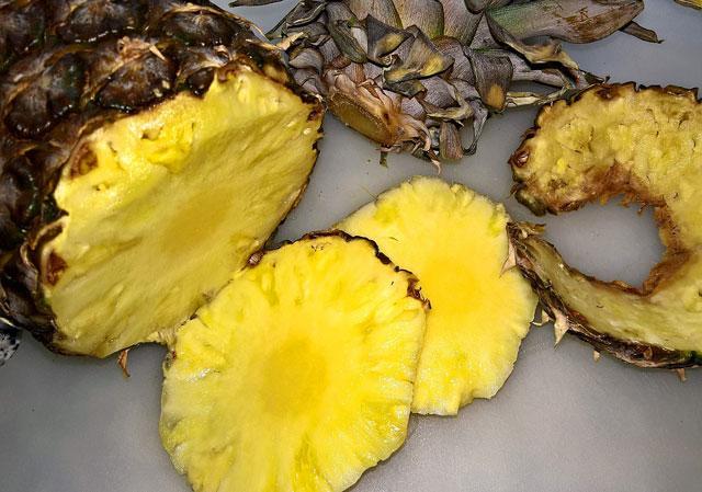 フルーツダイエット初心者におすすめのフルーツはパイナップル