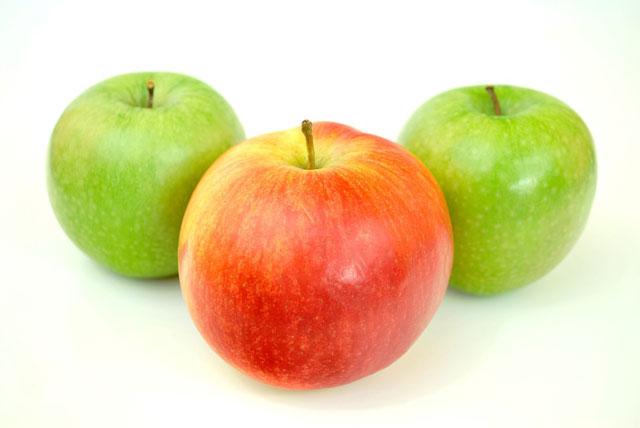 フルーツダイエット初心者におすすめのフルーツはりんご