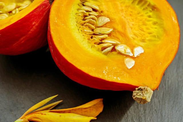 フルーツの種の写真